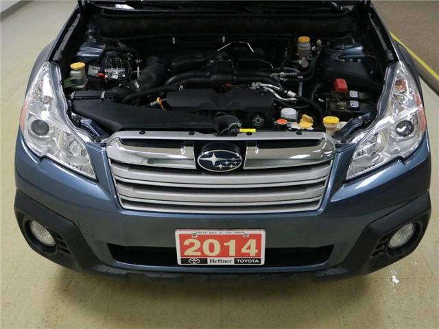 2014 Subaru Outback 2.5i Limited Package (Stk: 186384) in Kitchener - Image 25 of 28