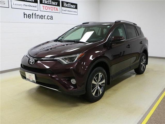 2016 Toyota RAV4  (Stk: 186418) in Kitchener - Image 1 of 27