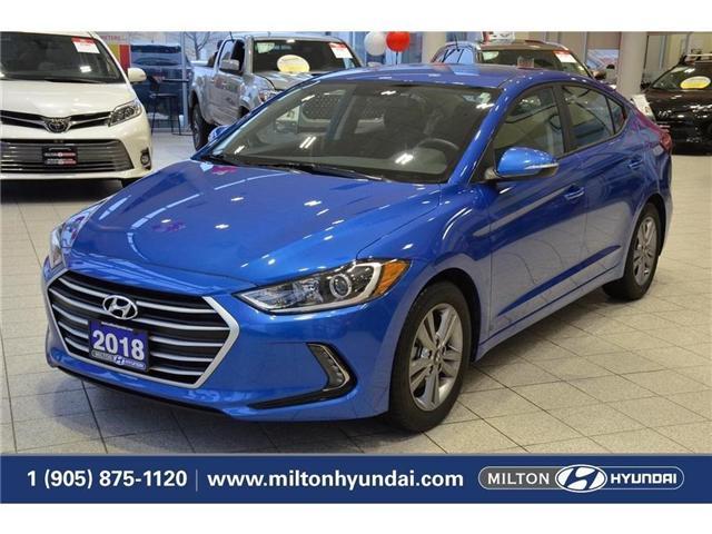 2018 Hyundai  KMHD84LF3JU594574 594574 in Milton