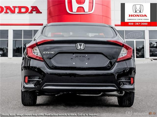 2019 Honda Civic LX (Stk: 19265) in Cambridge - Image 5 of 24