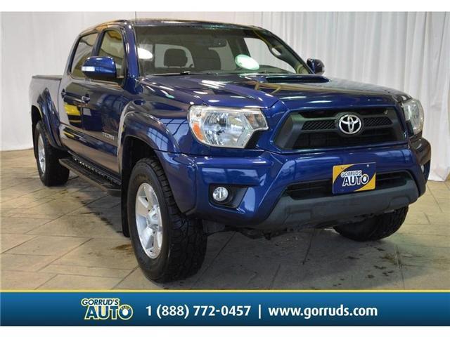 2014 Toyota Tacoma V6 (Stk: 019984) in Milton - Image 1 of 39