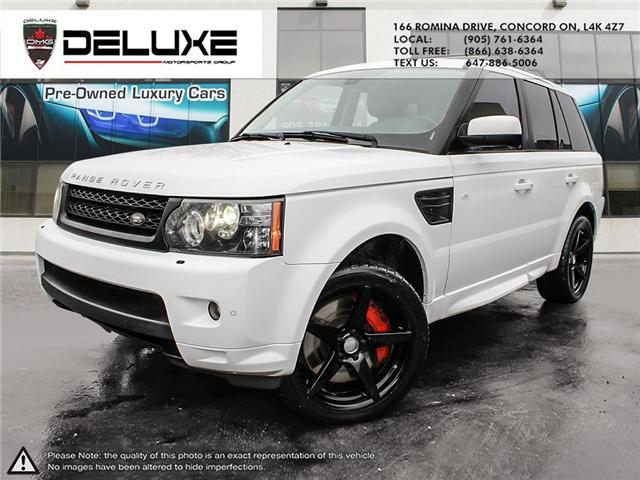 2012 Land Rover Range Rover Sport Supercharged (Stk: D0489) in Concord - Image 1 of 23