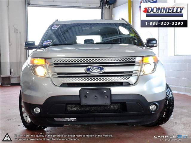 2011 Ford Explorer XLT (Stk: CLDR596A) in Ottawa - Image 2 of 28