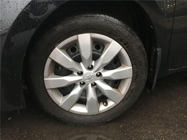 2016 Toyota Corolla S BACKUP CAMERA, HEATED SEATS, FOG LAMPS, SPOILER, (Stk: 42846A) in Brampton - Image 2 of 26