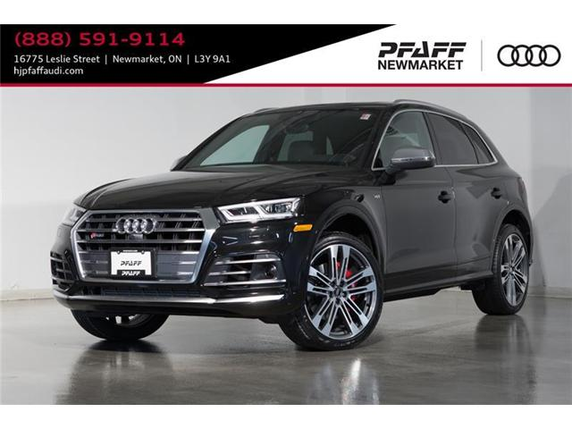 2018 Audi SQ5 3.0T Progressiv (Stk: A11547) in Newmarket - Image 1 of 20