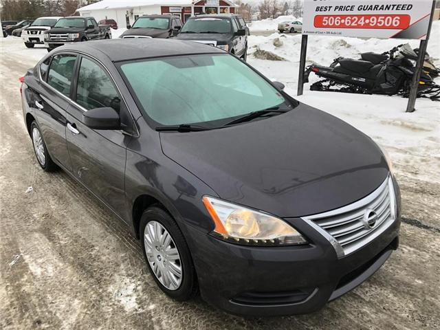 2013 Nissan Sentra  (Stk: A2656) in Miramichi - Image 2 of 24