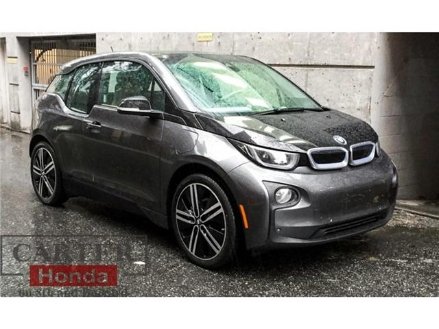 2016 BMW i3 Base w/Range Extender (Stk: B66760A) in Vancouver - Image 1 of 22