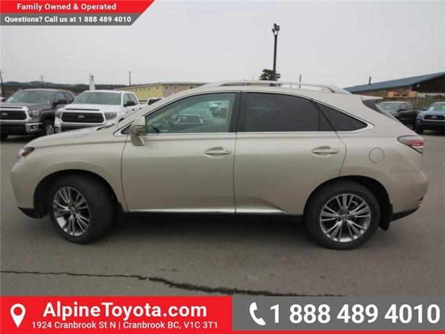 2013 Lexus RX 350 Base (Stk: S919511A) in Cranbrook - Image 2 of 14