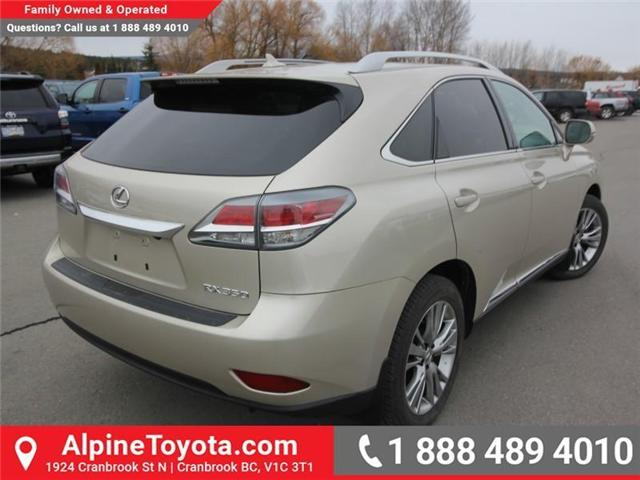 2013 Lexus RX 350 Base (Stk: S919511A) in Cranbrook - Image 5 of 14