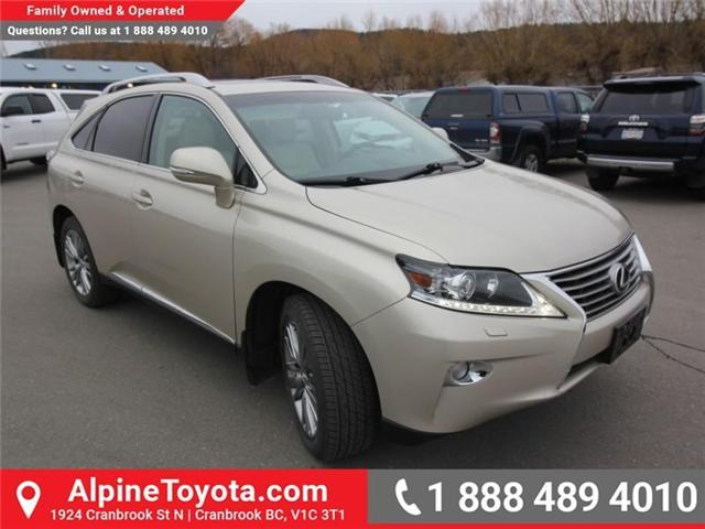 2013 Lexus RX 350 Base (Stk: S919511A) in Cranbrook - Image 7 of 14