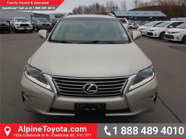 2013 Lexus RX 350 Base (Stk: S919511A) in Cranbrook - Image 8 of 14