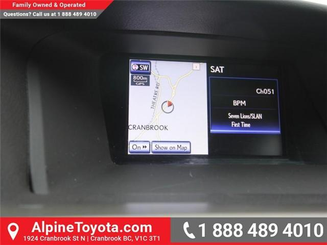 2013 Lexus RX 350 Base (Stk: S919511A) in Cranbrook - Image 10 of 14