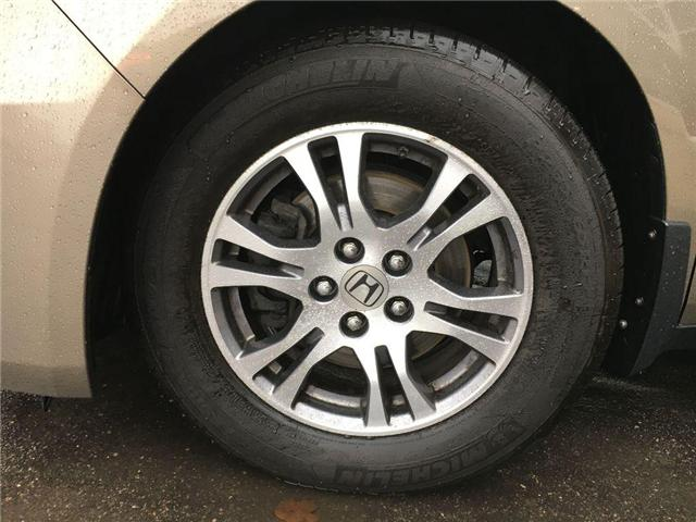 2012 Honda Odyssey EX 8 PASS, DVD, ALLOYS, POWER SLIDDING DOORS, POWE (Stk: 42773A) in Brampton - Image 2 of 16