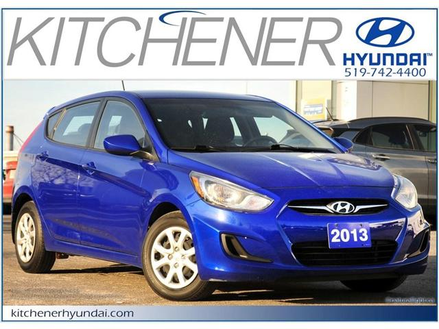 2013 Hyundai Accent  (Stk: 57797A) in Kitchener - Image 1 of 12
