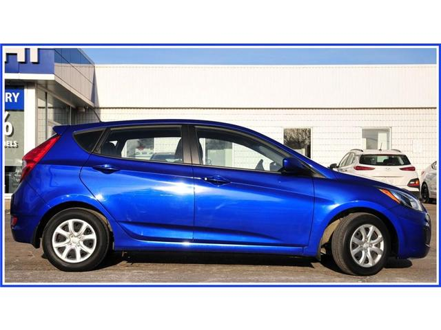 2013 Hyundai Accent  (Stk: 57797A) in Kitchener - Image 2 of 12