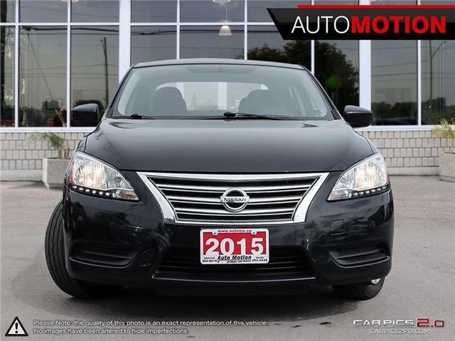 2015 Nissan Sentra  (Stk: 18726) in Chatham - Image 2 of 27
