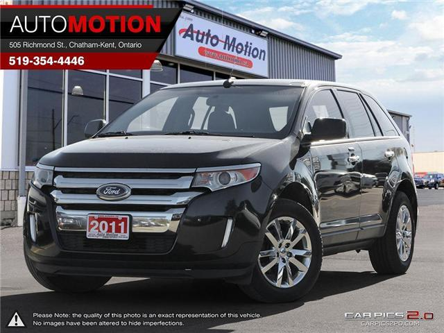 2011 Ford Edge SEL (Stk: 18863) in Chatham - Image 1 of 27