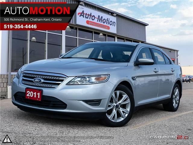 2011 Ford Taurus SEL (Stk: 18895) in Chatham - Image 1 of 28