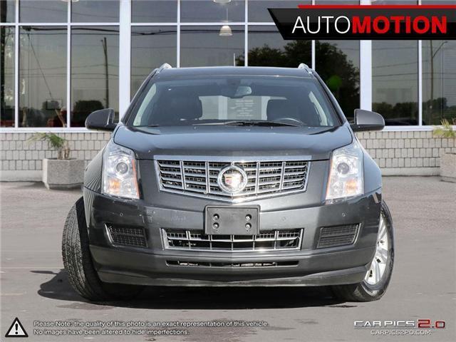 2015 Cadillac SRX Luxury (Stk: 181091) in Chatham - Image 2 of 28