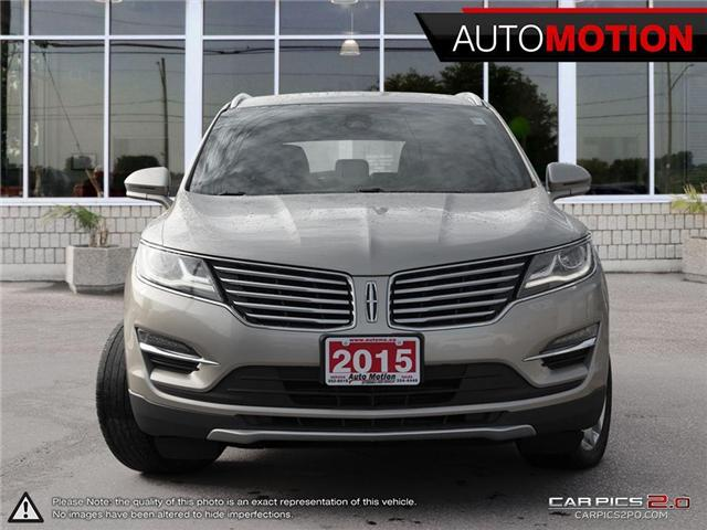 2015 Lincoln MKC Base (Stk: 181168) in Chatham - Image 2 of 25