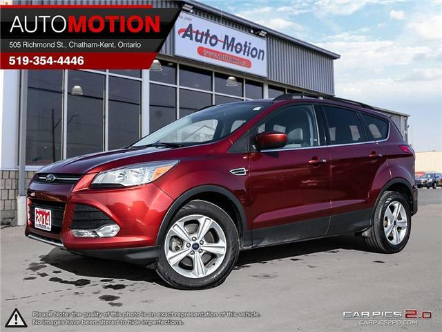 2014 Ford Escape SE (Stk: 181169) in Chatham - Image 1 of 27