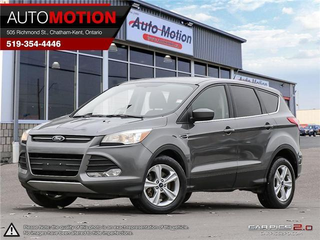 2014 Ford Escape SE (Stk: 18829-2) in Chatham - Image 1 of 27