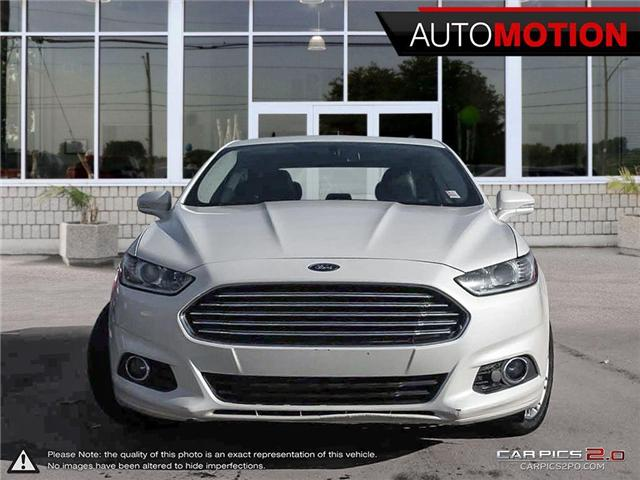 2013 Ford Fusion SE (Stk: 181209) in Chatham - Image 2 of 27