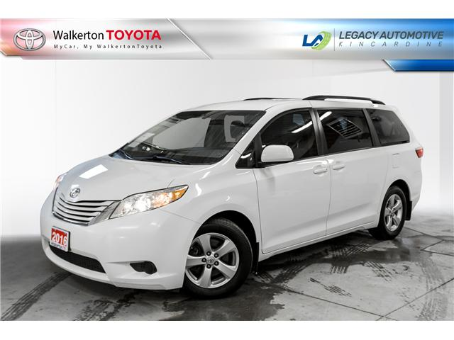 2016 Toyota Sienna LE 8 Passenger (Stk: P8192) in Walkerton - Image 1 of 20