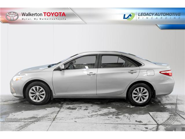 2016 Toyota Camry LE (Stk: P8202) in Walkerton - Image 3 of 18