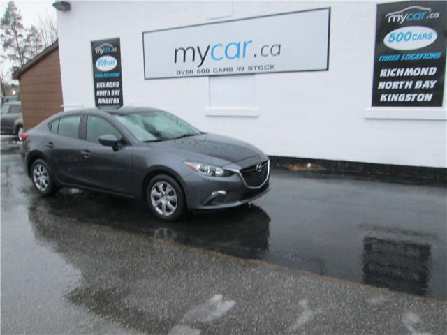 2015 Mazda Mazda3 GX (Stk: 181778) in Richmond - Image 2 of 13