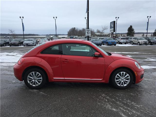 2016 Volkswagen The Beetle 1.8 TSI Trendline (Stk: 16-21297RJB) in Barrie - Image 4 of 25
