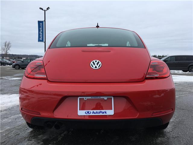 2016 Volkswagen The Beetle 1.8 TSI Trendline (Stk: 16-21297RJB) in Barrie - Image 6 of 25