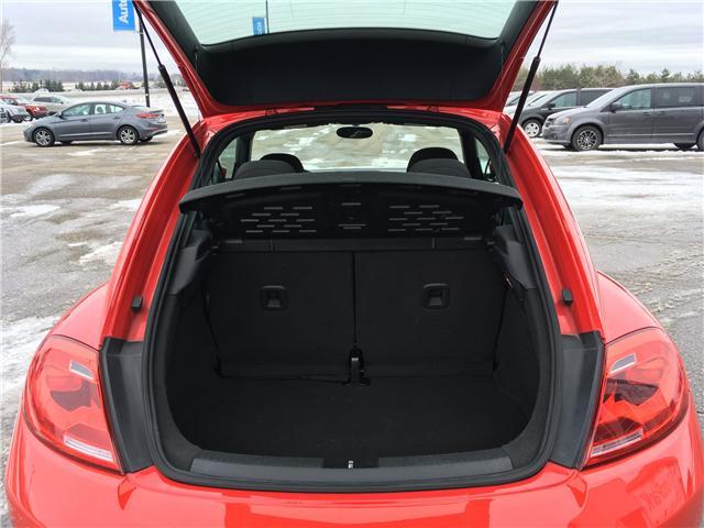 2016 Volkswagen The Beetle 1.8 TSI Trendline (Stk: 16-21297RJB) in Barrie - Image 15 of 25