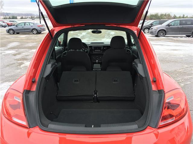 2016 Volkswagen The Beetle 1.8 TSI Trendline (Stk: 16-21297RJB) in Barrie - Image 16 of 25