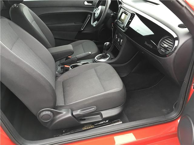 2016 Volkswagen The Beetle 1.8 TSI Trendline (Stk: 16-21297RJB) in Barrie - Image 17 of 25
