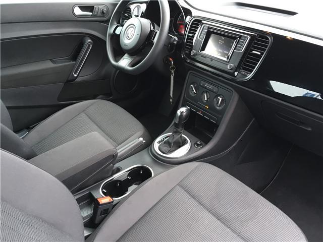 2016 Volkswagen The Beetle 1.8 TSI Trendline (Stk: 16-21297RJB) in Barrie - Image 18 of 25