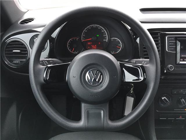 2016 Volkswagen The Beetle 1.8 TSI Trendline (Stk: 16-21297RJB) in Barrie - Image 19 of 25
