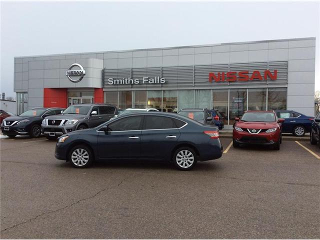 2015 Nissan Sentra 1.8 S (Stk: 18-357A) in Smiths Falls - Image 1 of 13