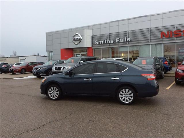 2015 Nissan Sentra 1.8 S (Stk: 18-357A) in Smiths Falls - Image 2 of 13