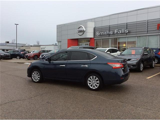 2015 Nissan Sentra 1.8 S (Stk: 18-357A) in Smiths Falls - Image 3 of 13
