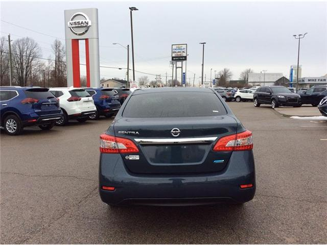 2015 Nissan Sentra 1.8 S (Stk: 18-357A) in Smiths Falls - Image 4 of 13