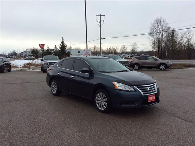 2015 Nissan Sentra 1.8 S (Stk: 18-357A) in Smiths Falls - Image 5 of 13