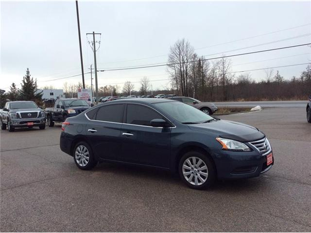 2015 Nissan Sentra 1.8 S (Stk: 18-357A) in Smiths Falls - Image 6 of 13