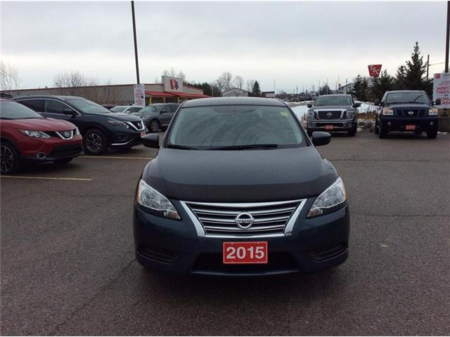 2015 Nissan Sentra 1.8 S (Stk: 18-357A) in Smiths Falls - Image 8 of 13