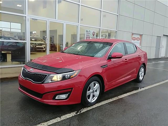 2014 Kia Optima LX (Stk: U0304A) in New Minas - Image 1 of 16