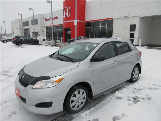 2011 Toyota Matrix Base (Stk: VA3284) in Ottawa - Image 1 of 10