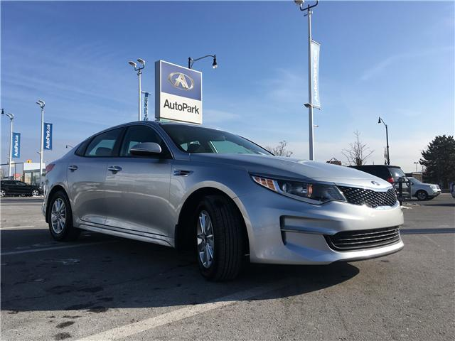 2018 Kia Optima LX (Stk: 18-83111) in Brampton - Image 1 of 25