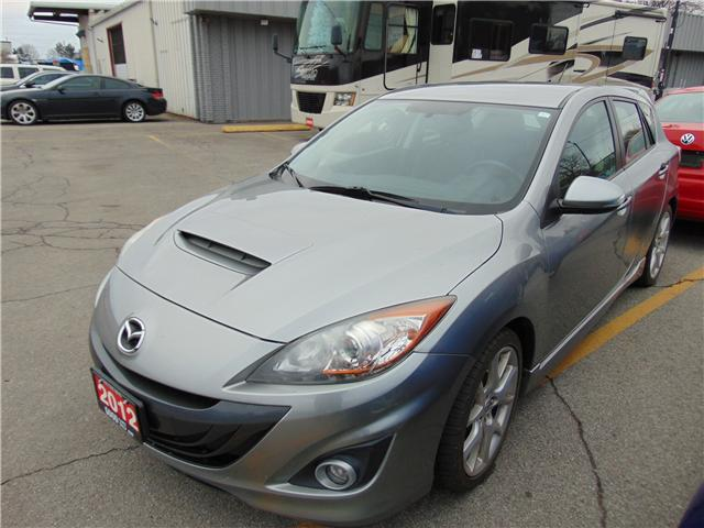 2012 Mazda MazdaSpeed3 Base (Stk: 304969) in Burlington - Image 2 of 5