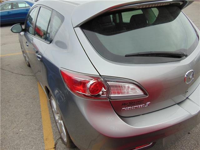 2012 Mazda MazdaSpeed3 Base (Stk: 304969) in Burlington - Image 3 of 5