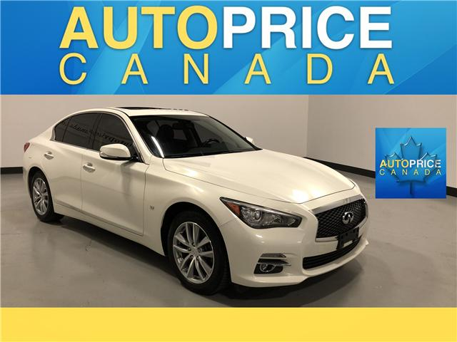2015 Infiniti Q50 Base (Stk: F9960) in Mississauga - Image 1 of 26